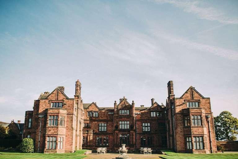 Thornton Manor Wedding Picture